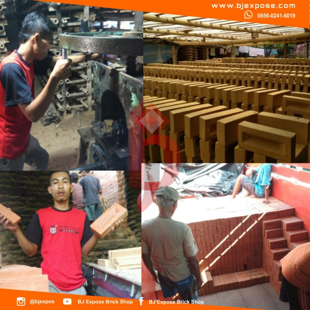 Supplier Bata Expose di Tegal Untuk Home Stay